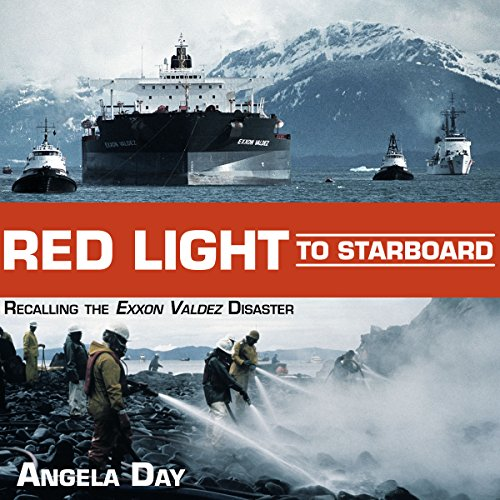 Red Light to Starboard audiobook cover art