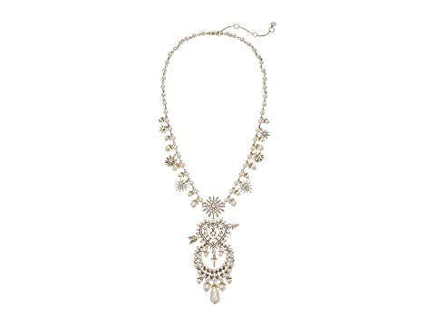 Marchesa 22in Drama Pendant Necklace