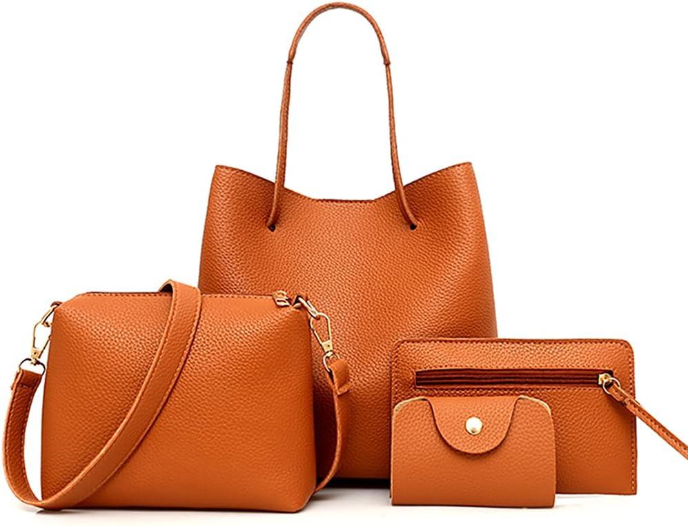 Jeauseul Women Fashion Handbags Selling rankings Wallet supreme Bag Shoulder Top Tote