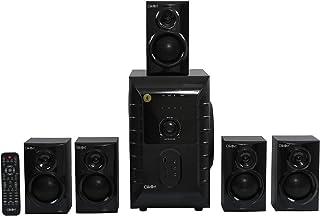 كليكون - مكبر صوت وسائط متعددة مع بلوتوث ، يو اس بي ، مدخل اس دي و ديجيتال FM - CK805