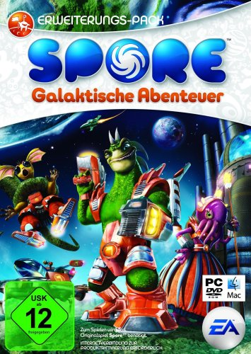 Electronic Arts  Spore Galactic Adventures