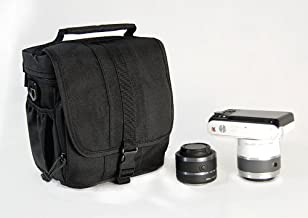 Waterproof Bridge Camera and Compact System Shoulder camera case Bag Holder For Canon EOS M50 M100 M6  Canon PowerShot SX720HS G3X G1X MKII  SX60HS SX540HS
