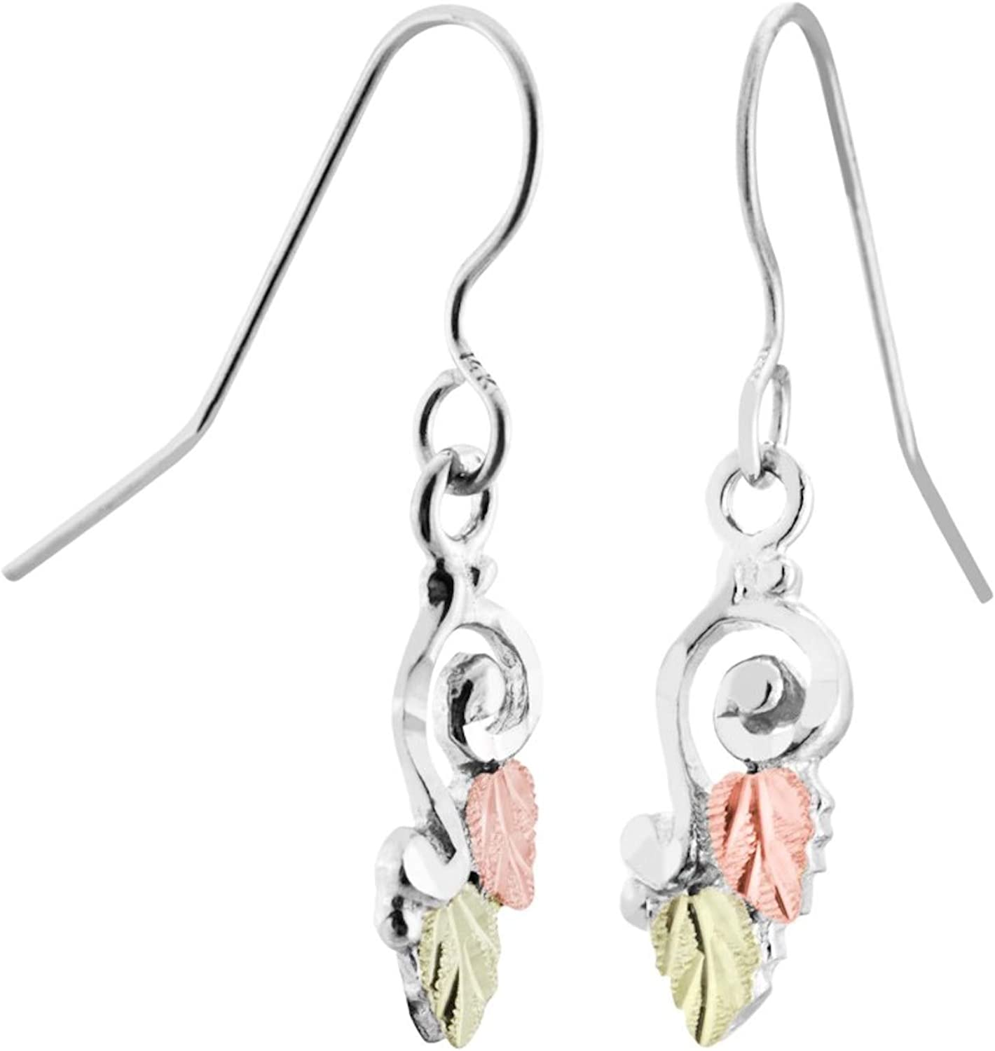 All stores are sold Black Hills Silver MRLER3697 Max 65% OFF Earrings Dangle