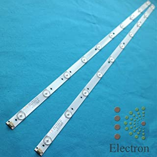 ShineBear LED Backlight Strip 10 Lamp for Proscan 40