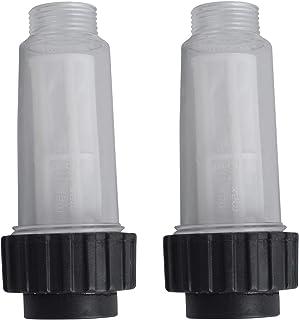 Poweka Filtro de Agua para Karcher 4.730-059.0 Serie K2 K3 K4 K5 K6 K7 para Las lavadoras a presión con 3/4 conexión de Ag...
