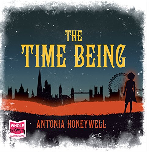 The Time Being audiobook cover art
