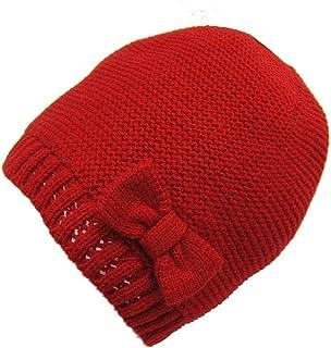 Miaha Kids Toddler Girls Winter Knitting Hat Beanies Stretchy Infant Cap