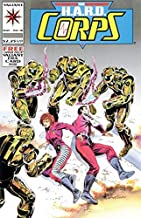 H.A.R.D. Corps (1992-1995) #18