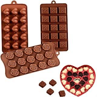 chocolate heart box mold