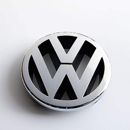 Volkswagen 7e0853601c739 Emblem Kühlergrill Logo Zeichen Chrom Auto