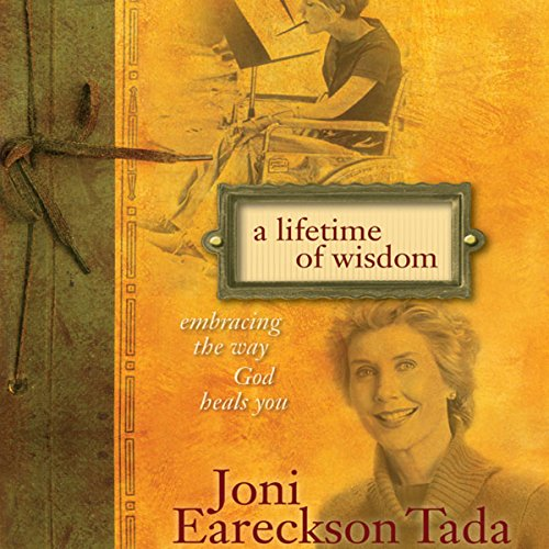 A Lifetime of Wisdom audiobook cover art