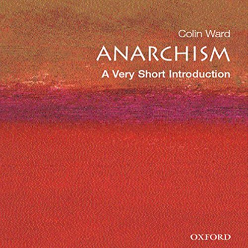 Anarchism audiobook cover art