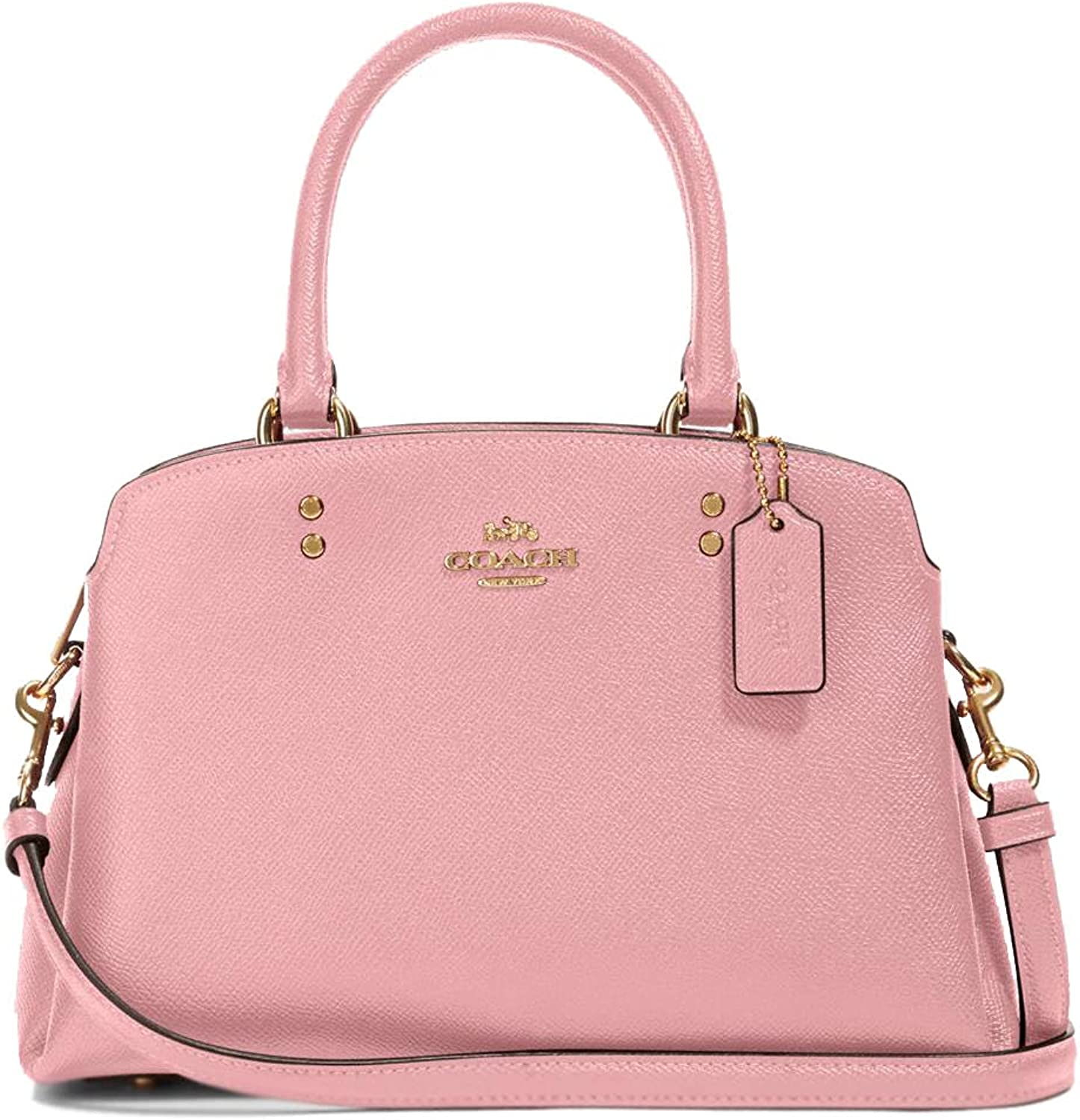 Ranking TOP13 wholesale Coach Mini Lillie Carryall Signature In Canvas