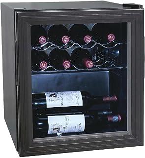 Polar Vinkylare för 11 flaskor, 510 x 430 x 480 mm, dryckeskärare, kylskåp