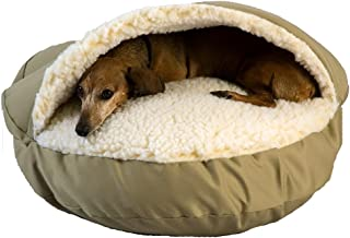 Snoozer Cozy Cave Pet Bed in Poly Cotton