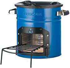 EcoZoom Dura Camping Stove - Portable Wood Burning Camp Stove for Backpacking, Hiking, RV and Survival, no Gas or Electricity needed!
