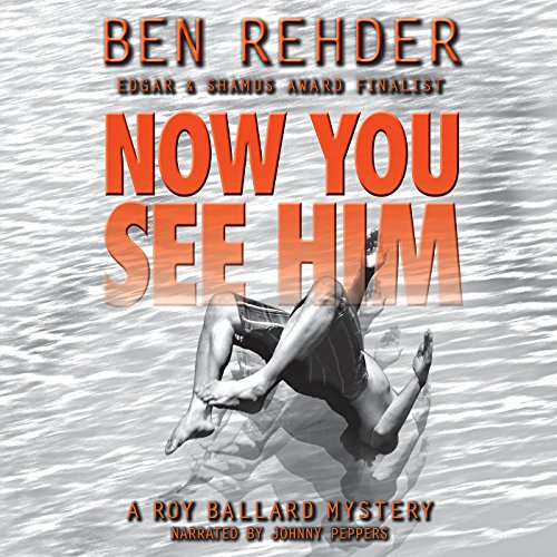 Now You See Him audiobook cover art