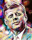 Castle & Rye Poster JFK John F Kennedy President