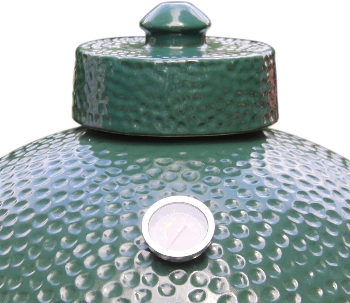 San Antonio Mall GriAddict Big Green Egg Rain Chimney Cap Ceramic National products