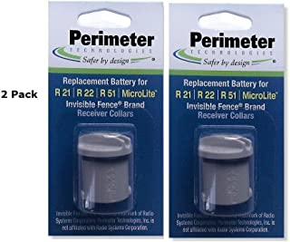 Best power cap battery invisible fence collar Reviews