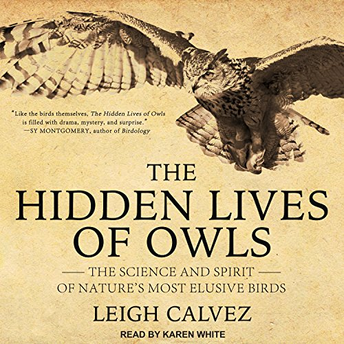 The Hidden Lives of Owls audiobook cover art