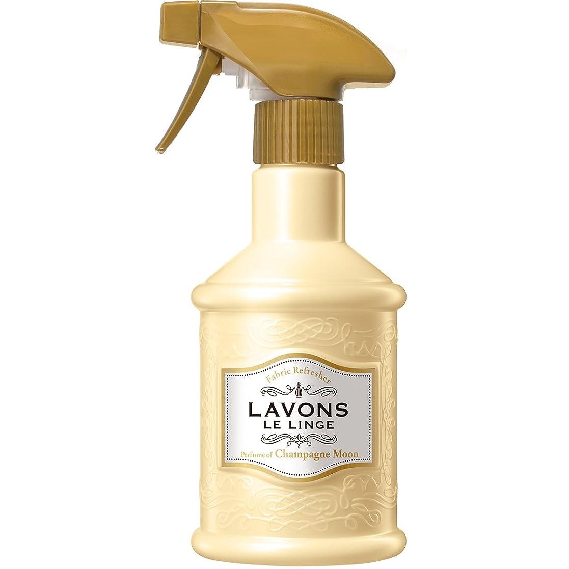 ミネラル慈善感謝しているラボン ファブリックミスト シャンパンムーンの香り 370ml