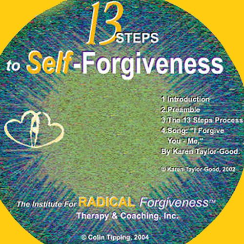 13-Steps to Self-Forgiveness Titelbild
