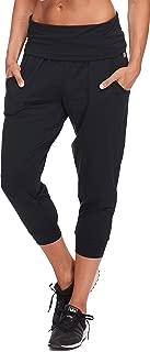 Women's Jupiter Loose Fit Activewear Capri Pant
