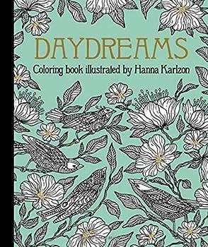 Daydreams Coloring Book  Originally Published in Sweden as  Dagdrömmar