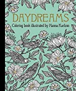 Daydreams Coloring Book de Hanna Karlzon