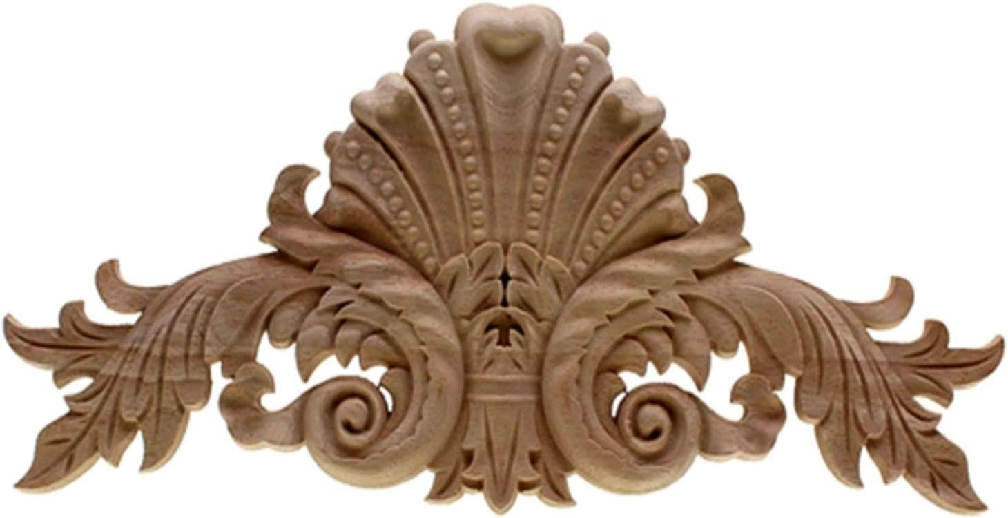 DUO Translated ER Woodcarving Decal Ranking TOP5 Pretty M Appliques Patterns Carved Wood
