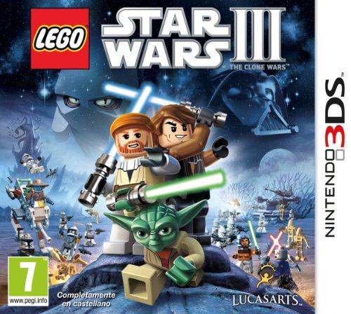 Lego Star Wars 3 3DS