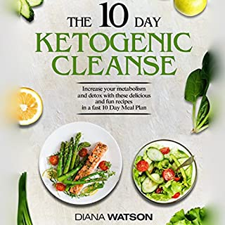 The 10 Day Ketogenic Cleanse cover art