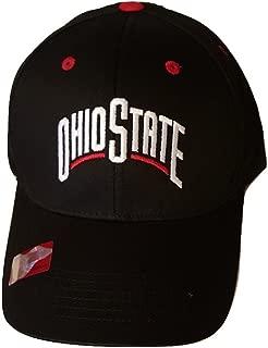 NCAA Ohio State Buckeyes Logo Cap, Choose Your Color