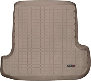 WeatherTech Custom Fit Cargo Liners for Toyota 4Runner, Tan