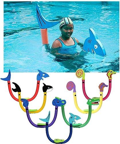 JINBRAND Kind Sommer- Schwimmen Schwimmsitz, Wasserboard Kickboard Wasserspielzeug Schwimmhilfe