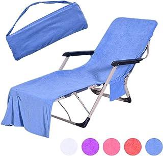 25mm giardino 70x64cm col grigio Spiaggina portatile pieghevole in alluminio diam campeggio mare sdraio da spiaggia richiudibile in tessuto poliestere anti strappo sedia a sdraio per spiaggia