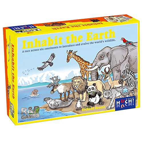 Huch & Friends 400005 - Inhabit The Earth