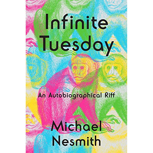 Infinite Tuesday audiobook cover art
