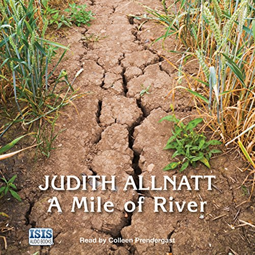 A Mile of River audiobook cover art