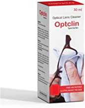 Optclin Optical Lens Cleaner for Spectacles 30ml (Pack of 2)