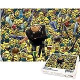 Puzzle de 1000 Piezas para niños Rompecabezas Gelug y los Minions decoración del hogar Juego de descompresión Rompecabezas para niños y Adultos Regalos 70x50cm-Despicable Me