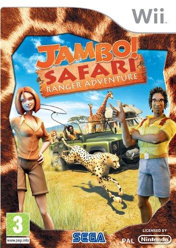 Jambo! Safari (Wii) [import anglais]
