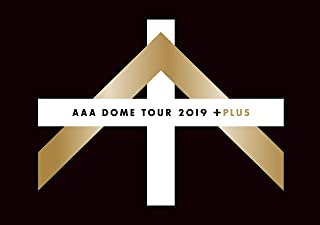 軽量 AAA DOME TOUR 2019 + PLUS(Blu-ray 2 Disc + Goods)(First Press Limited Edition)