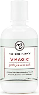 Medicine Mama s VMagic Gentle Feminine Wash 4 oz 118 ml