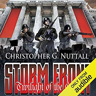 Storm Front cover art
