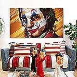 KWzEQ Decoración de la Pared Resumen película Retrato póster Imprimir Arte de la Pared sobre Lienzo,Pintura sin Marco,60x105cm