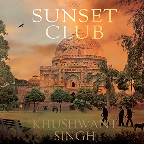 The Sunset Club audiobook cover art