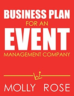 Business Plan For An Event Management Company