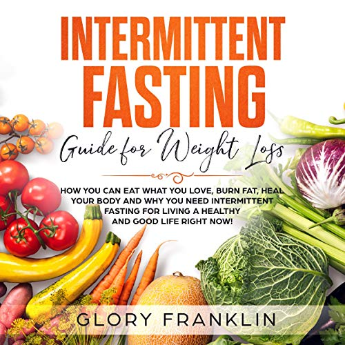 Intermittent Fasting Guide for Weight Loss cover art